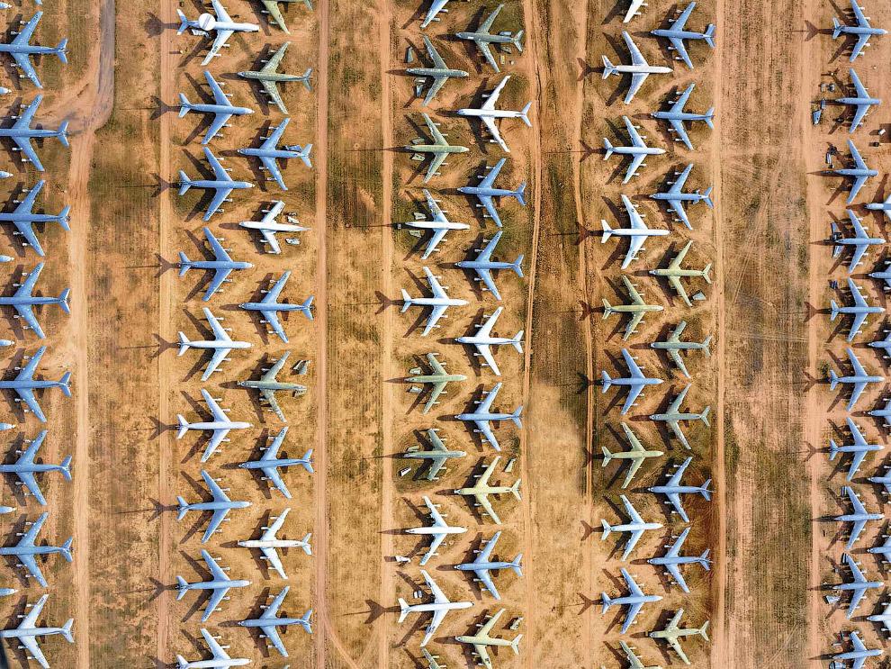Авиабаза ВВС США «Девис-Монтен»