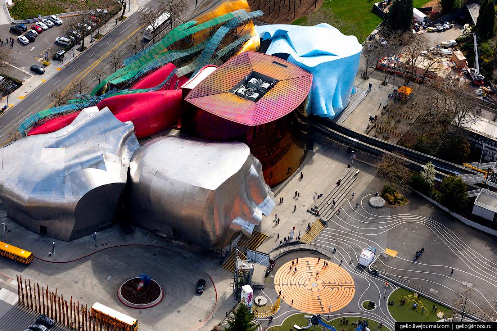 Музей поп-культуры (Museum of Pop Culture)