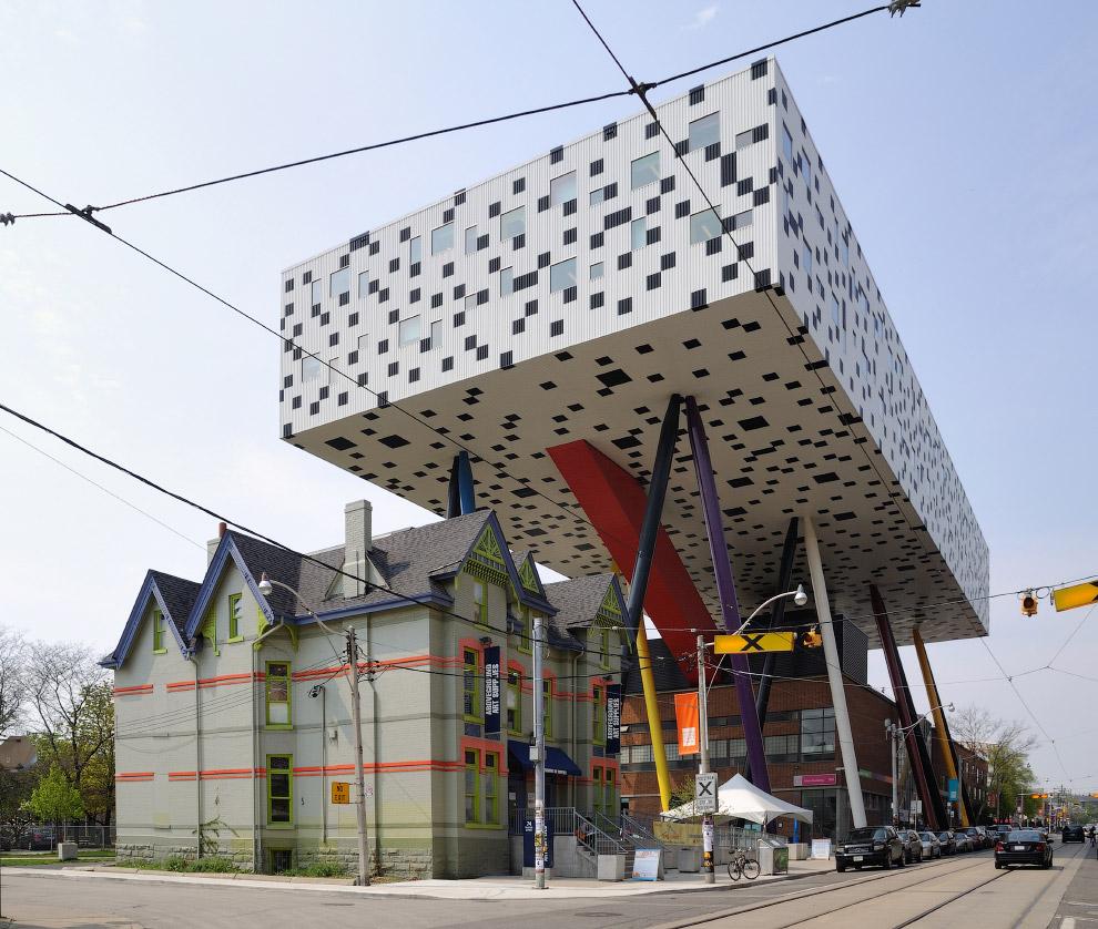 Центр дизайна Шарпа, Торонто, Канада