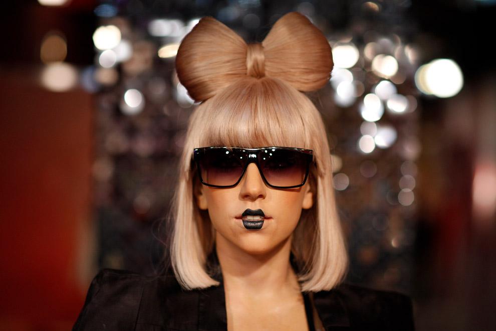 Леди Гага, она же Стефани Джоанн Анджелина Джерманотта