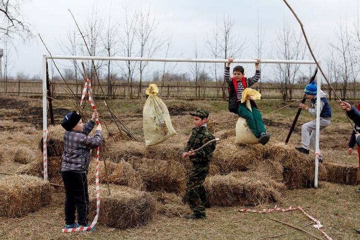 Северная Осетия, Россия