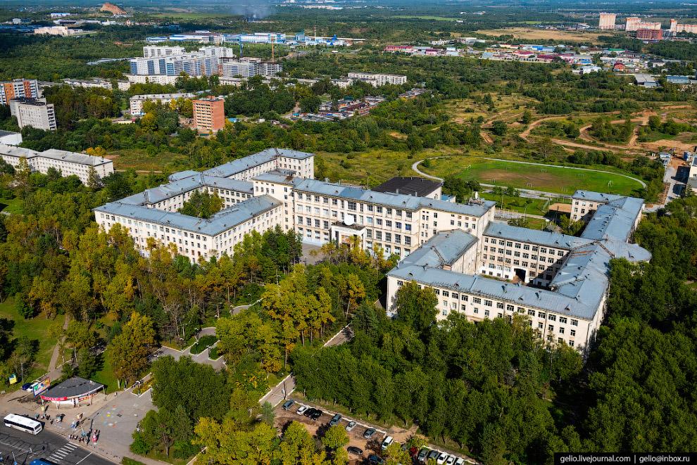 Тихоокеанский государственный университет (ТОГУ)