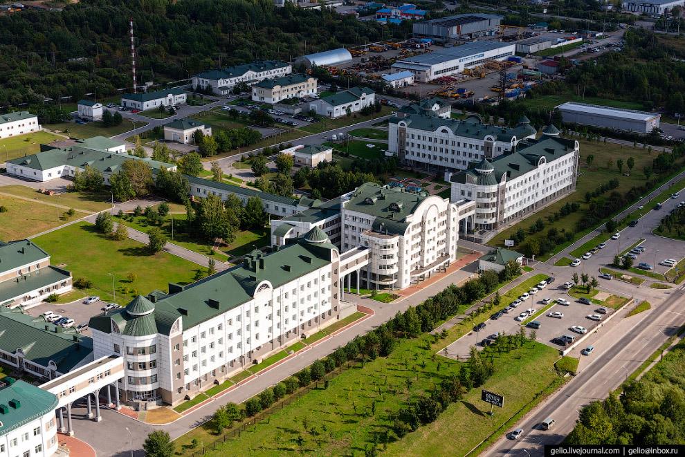 Краевой клинический центр онкологии