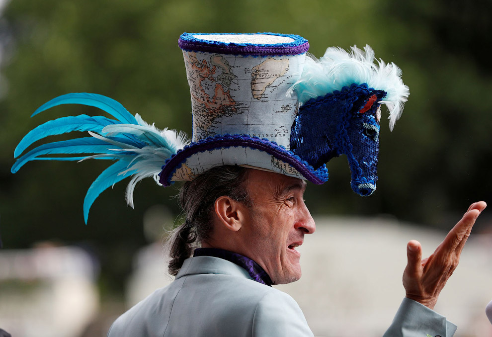 Royal Ascot — скачки и самые безумные шлапы