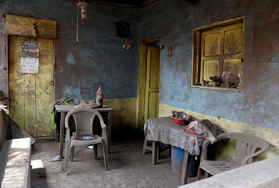 Вулкан Фуего в Гватемалі зупинив час