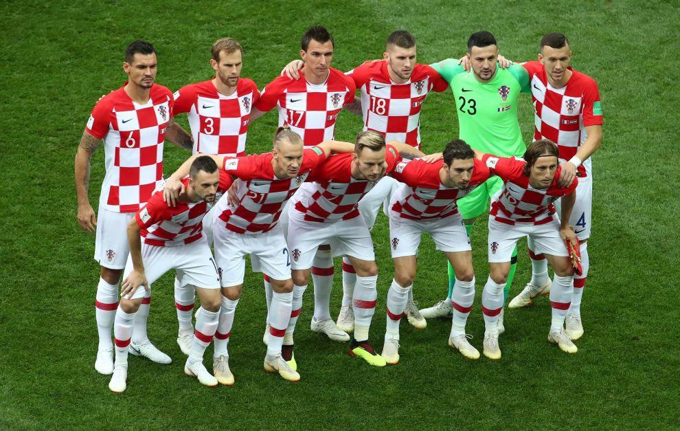 команда Хорватии
