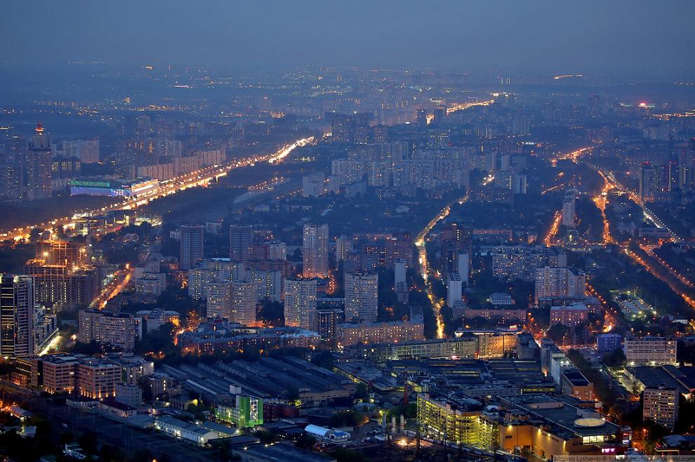 Фили. Исторический район Москвы