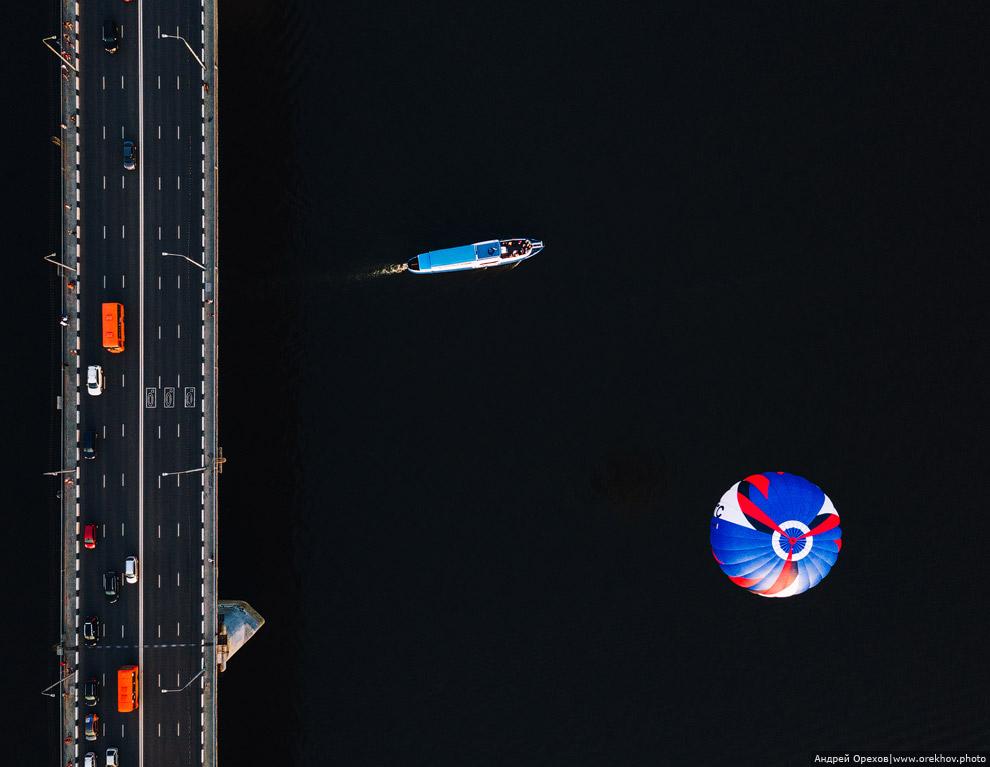 Фестиваль воздухоплавания в Нижнем Новгороде
