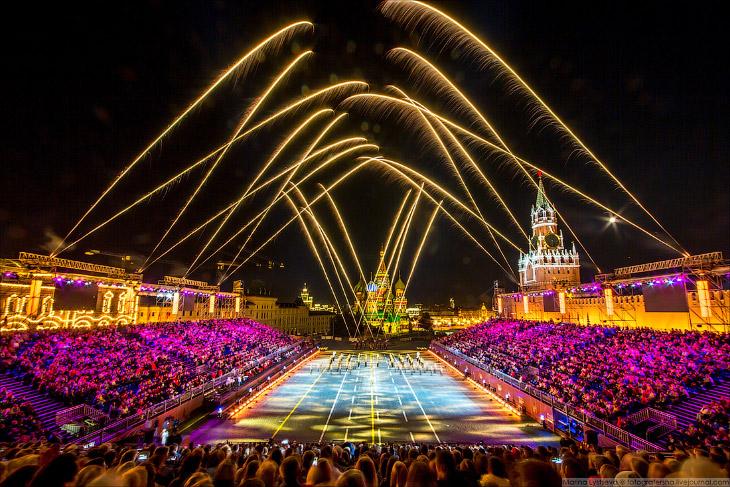 Фестиваль Спасская башня 2018