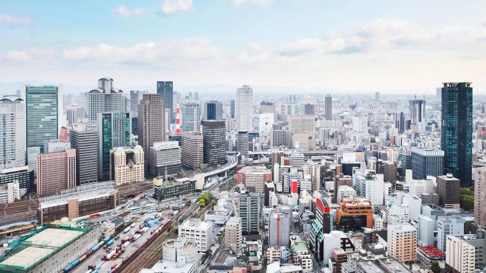 Осака (Япония)