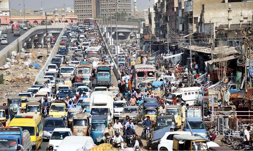 Карачи (Пакистан)