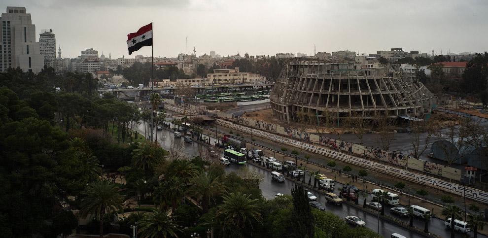 Дамаск (Сирия)