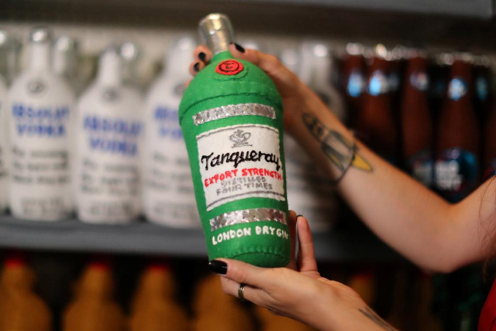 Tanqueray — джин премиум-класса