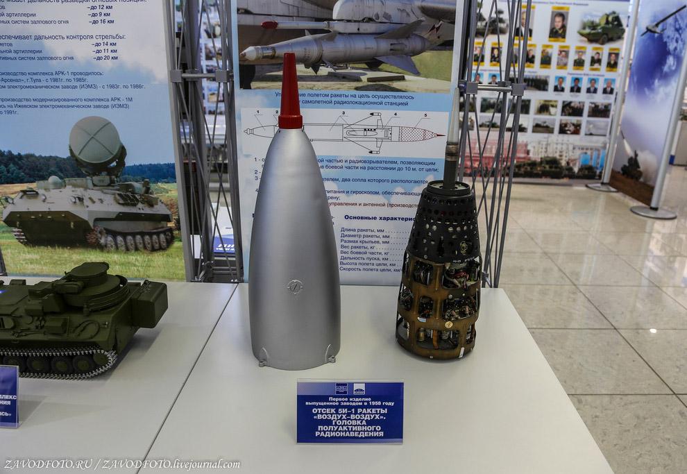 Первое изделие завода — блок К5И-1