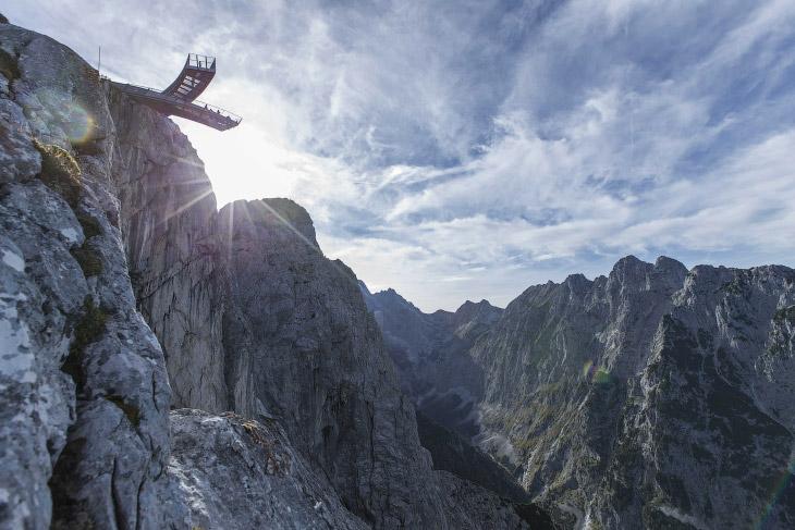 Самые высокие и страшные смотровые площадки в мире