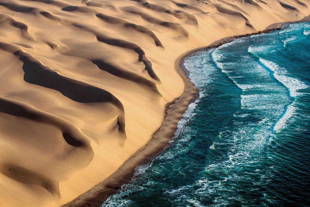 Прибрежные песчаные дюны