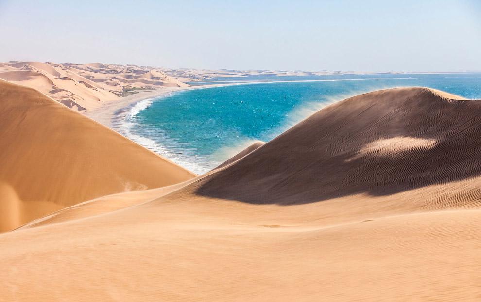 Прибрежная пустыня На́миб