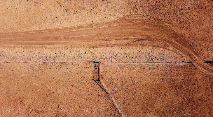 100-летняя засуха в Австралии: смерть от жары
