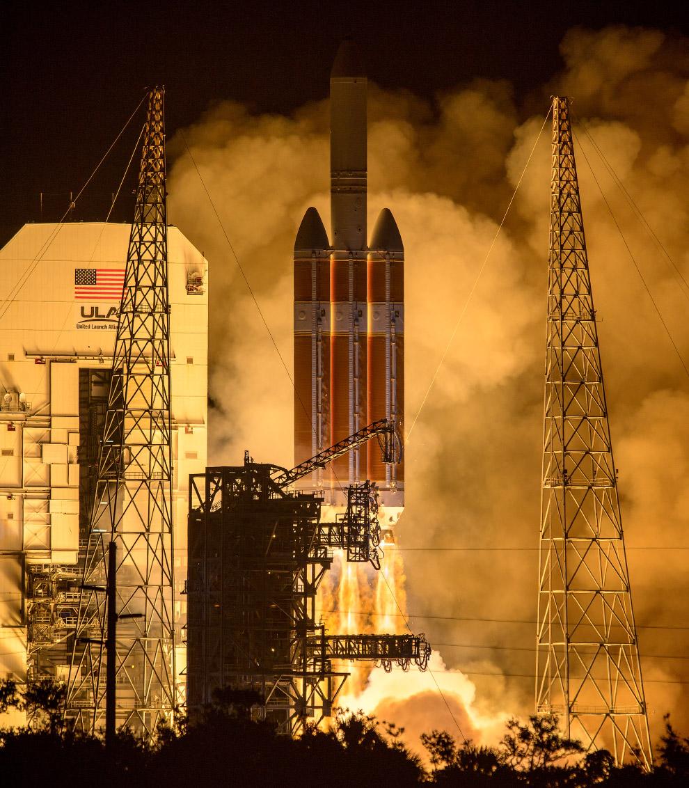 Parker Solar Probe Launch