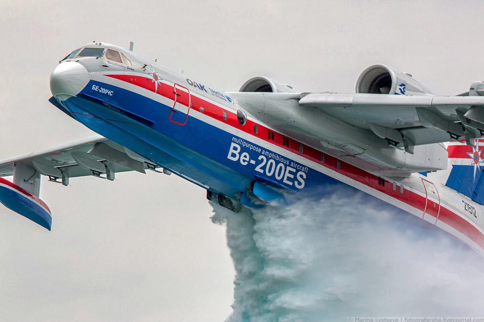 Российский самолёт-амфибия