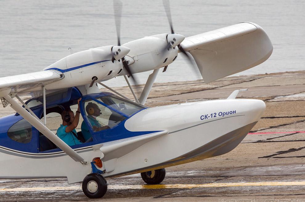"""самолёт СК-12 """"Орион"""""""