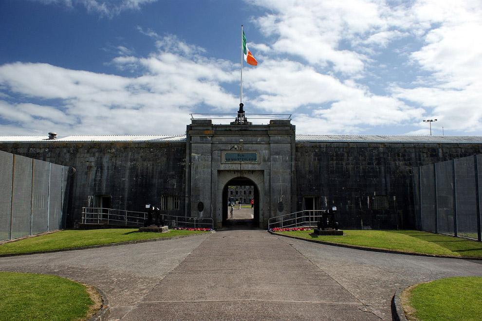 Спайк, Ирландия