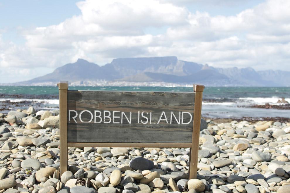 Роббенэйланд, ЮАР