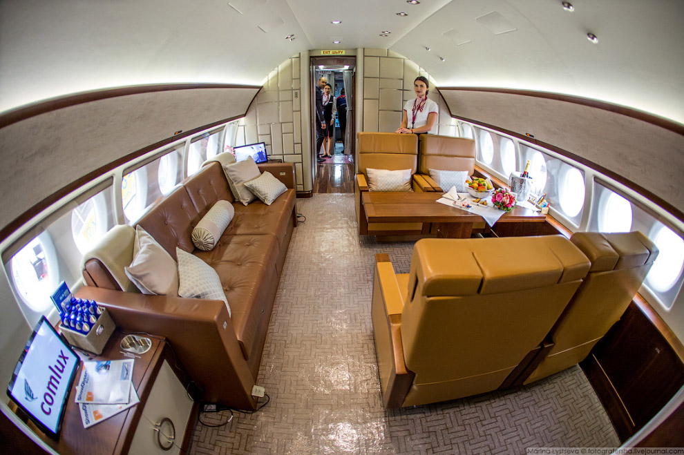 Sukhoi Business Jet SBJ