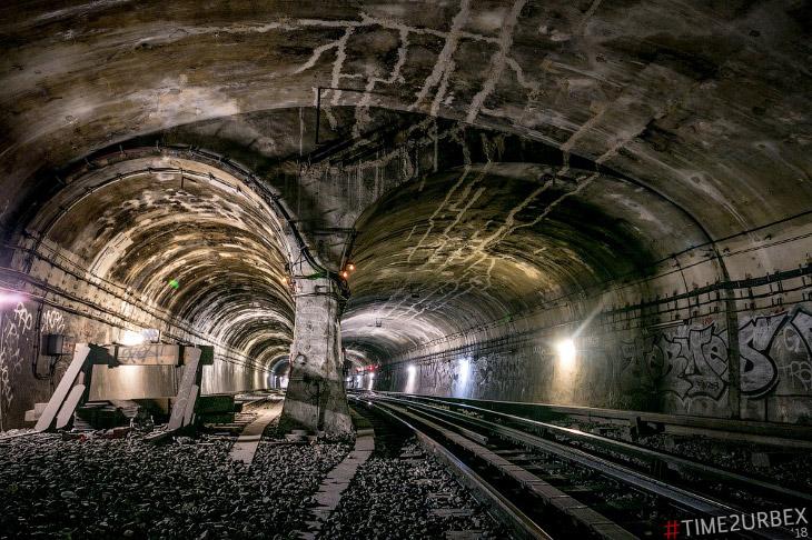 7 станций — призраков Парижского метро7 станций — призраков Парижского метро
