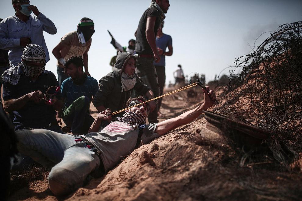 У палестинцев есть свое оружие