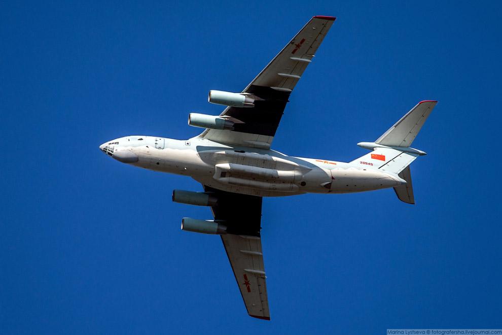 Два китайских Ил-76