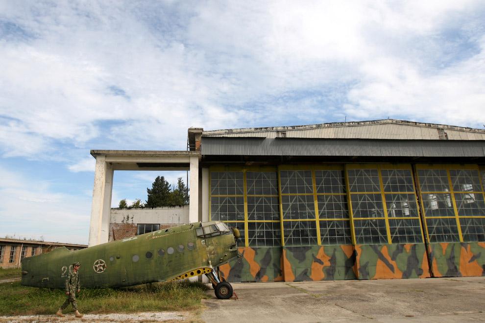 Советский лёгкий многоцелевой самолёт Ан-2
