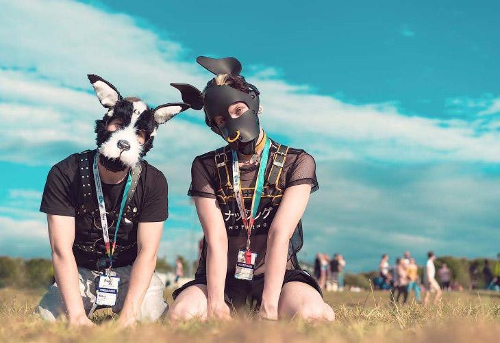 Фестиваль в Ньюкасле