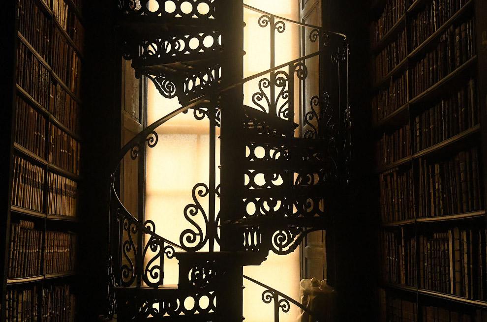 Старая библиотека в Дублине