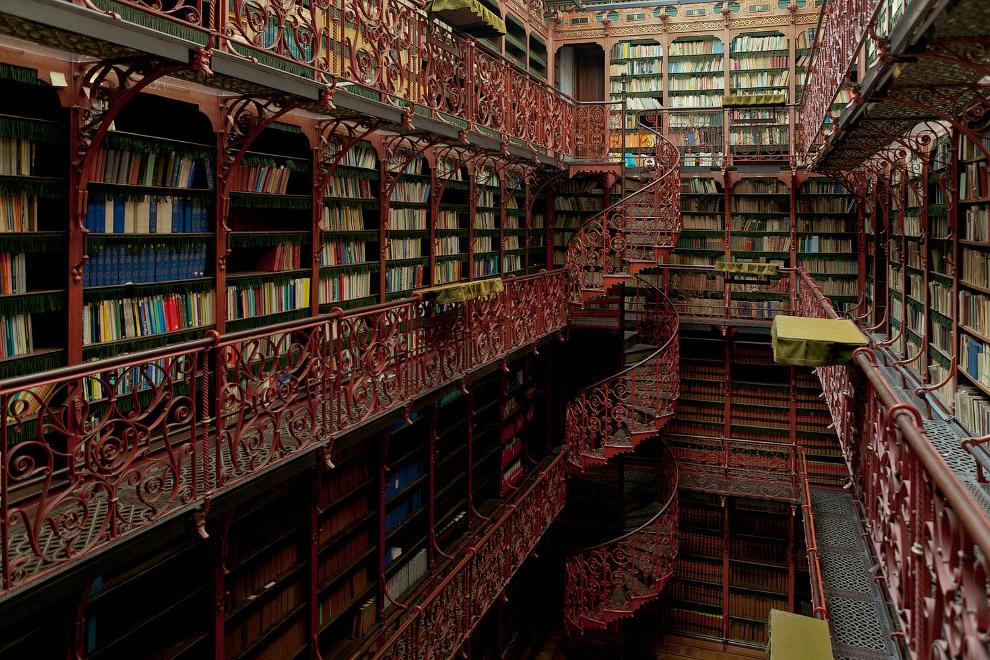 Handelingenkamer. Библиотека в Нидерландах