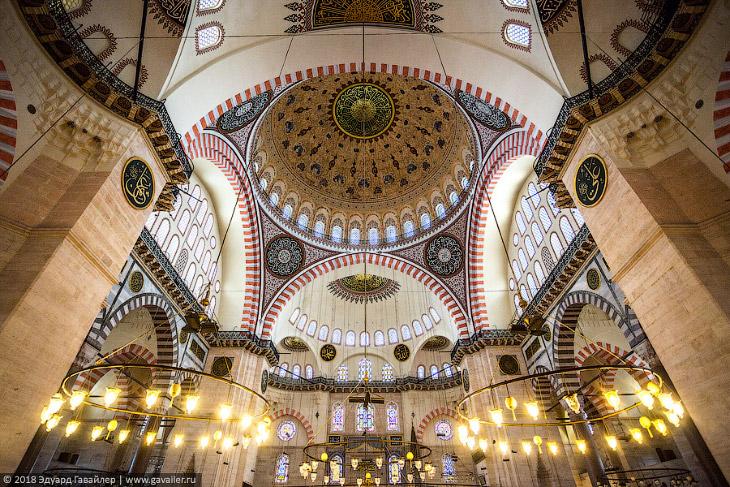 Найкрасивіші мечеті османських султанів у Стамбулі