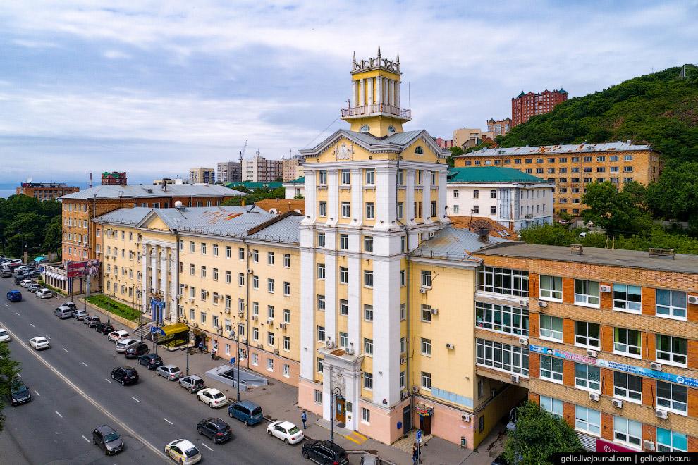 Будівля міської Думи