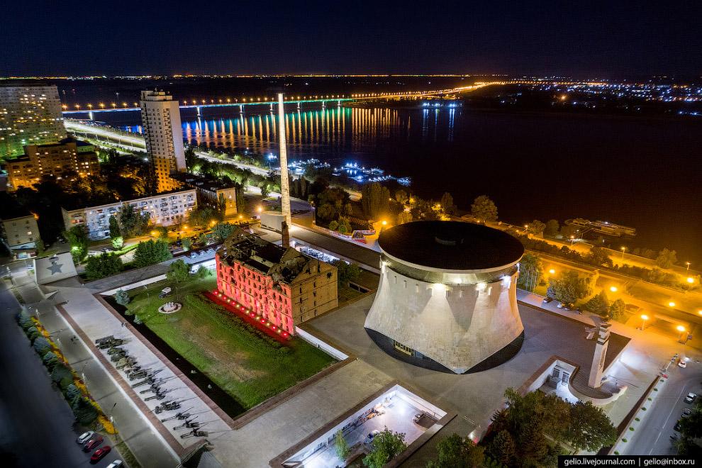 Музей-заповедник «Сталинградская битва