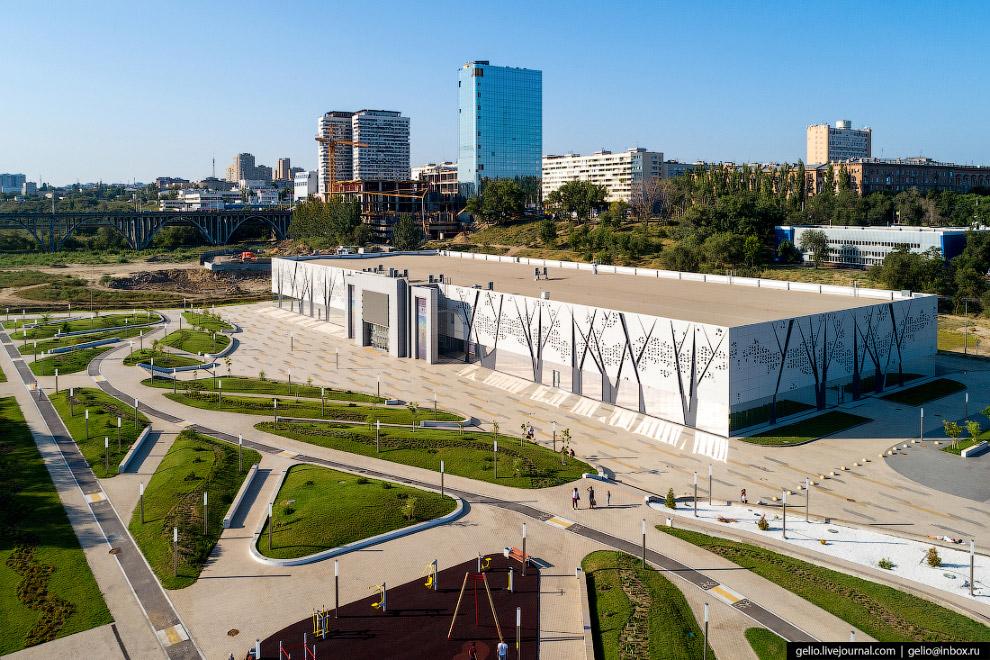 Интерактивный парк-музей «Россия — моя история»