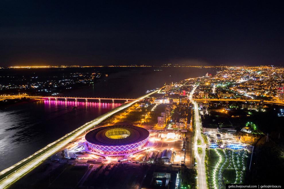 Футбольный стадион «Волгоград Арена»