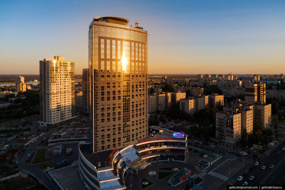 Комплекс «Волгоград-Сити»