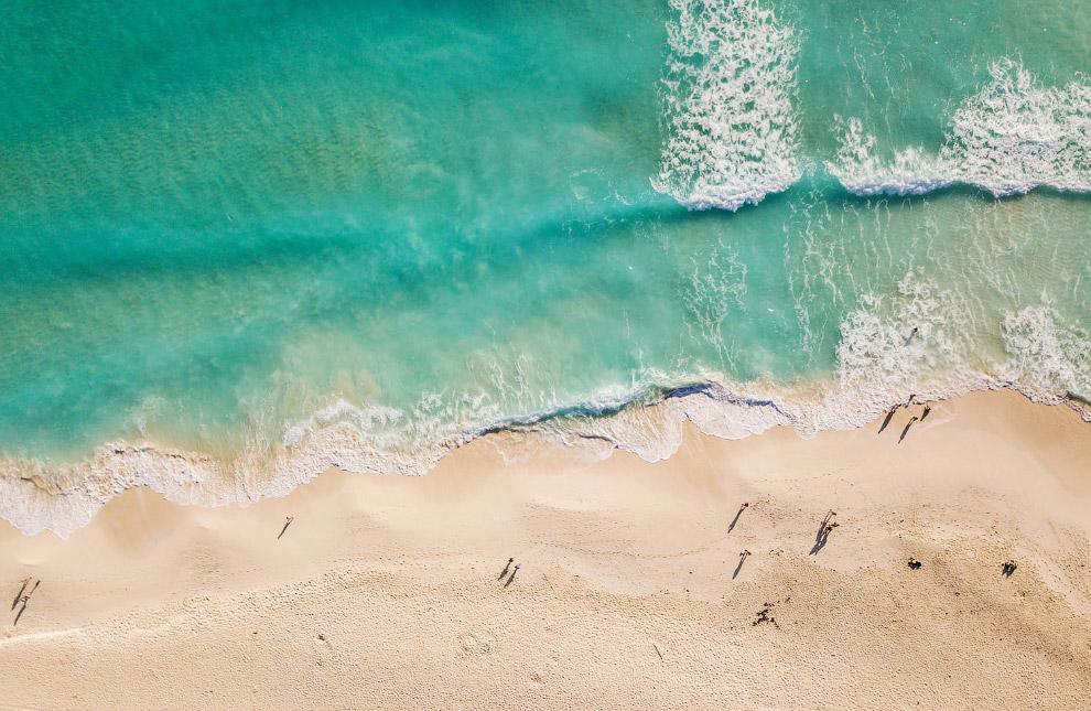 Пляжи Юкатана