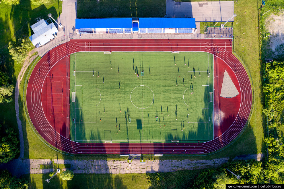 Стадион «Лабиринт»