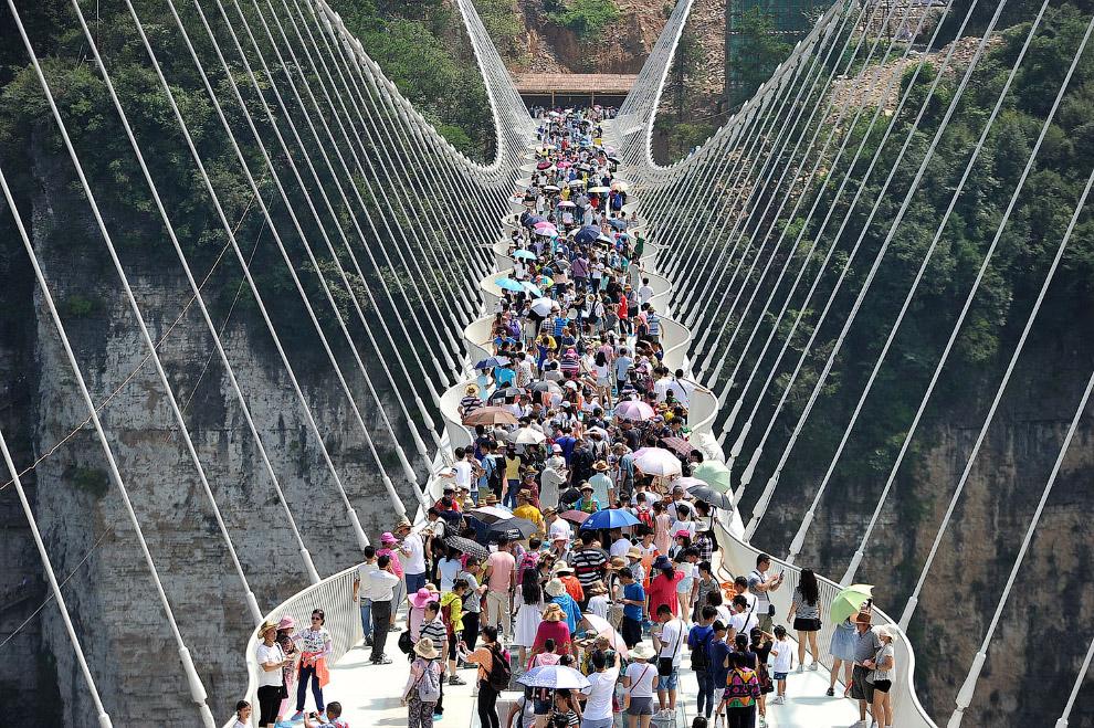 Скляний міст Чжанцзяцзе