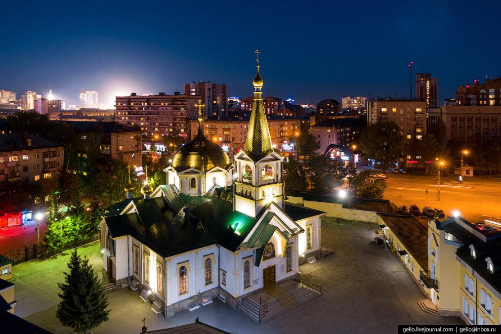 Вознесенский собор — главный храм города