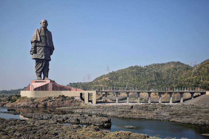 Найвищі статуї в світі