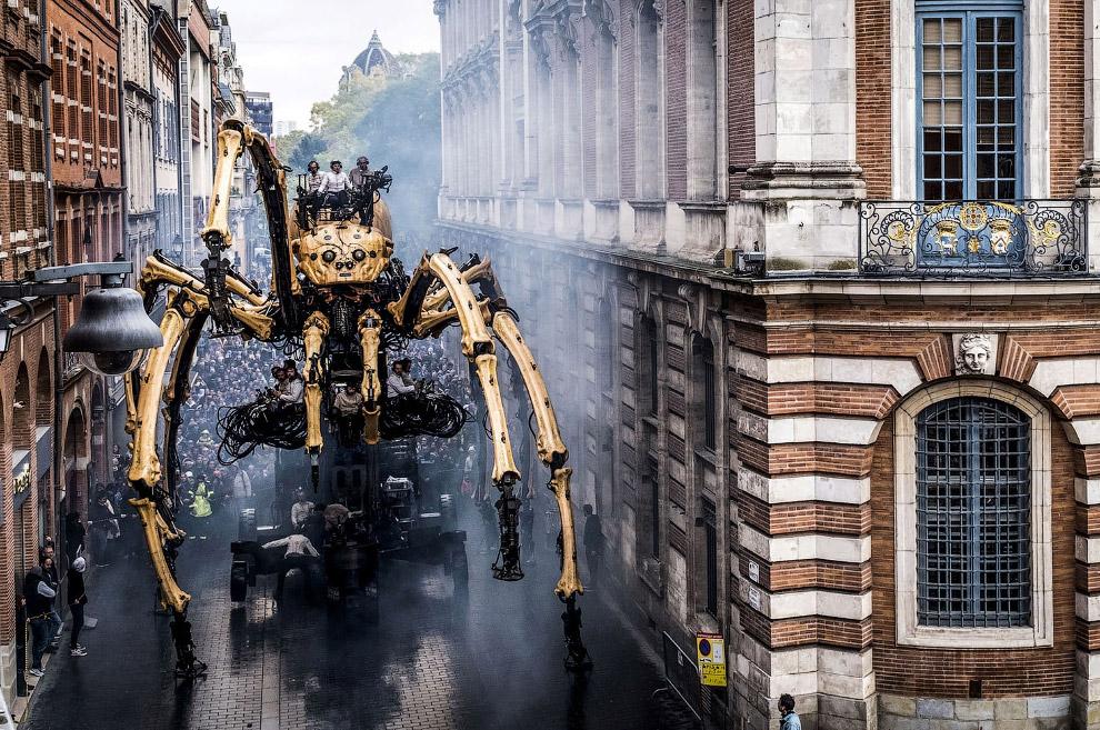 La Machine 2018