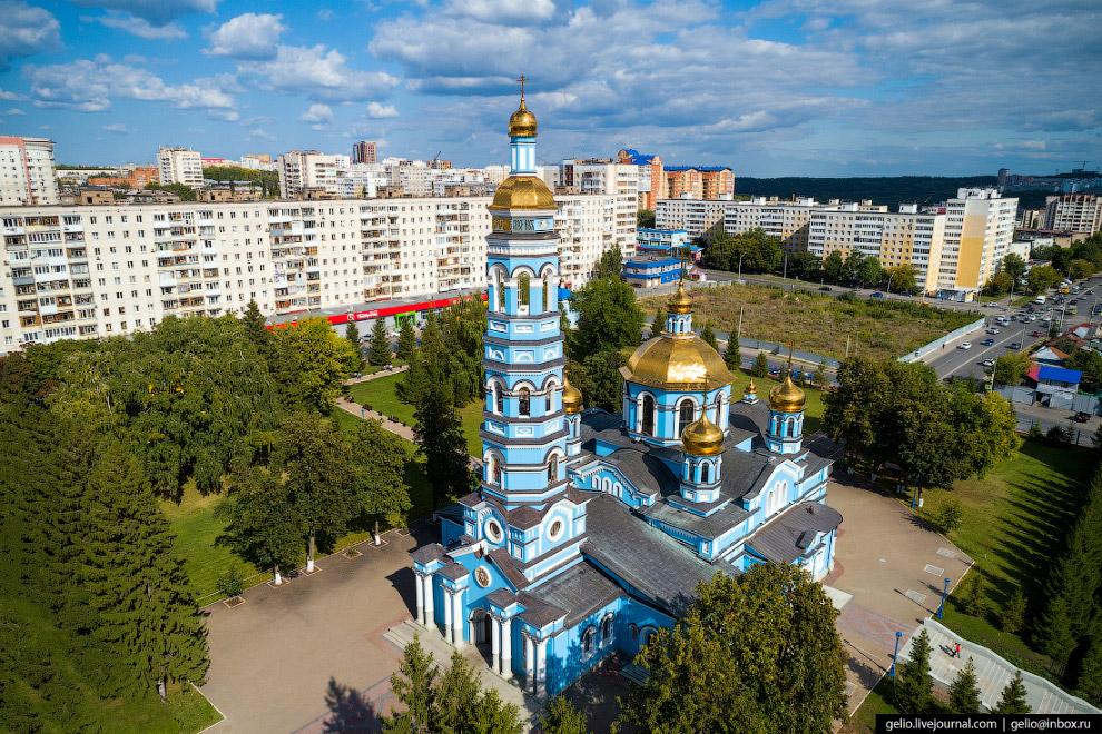 Кафедральный соборный храм Рождества Пресвятой Богородицы
