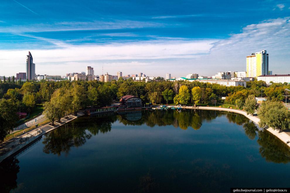 Озеро Солдатское