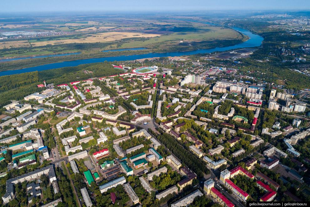 Черниковка — жилой индустриальный район